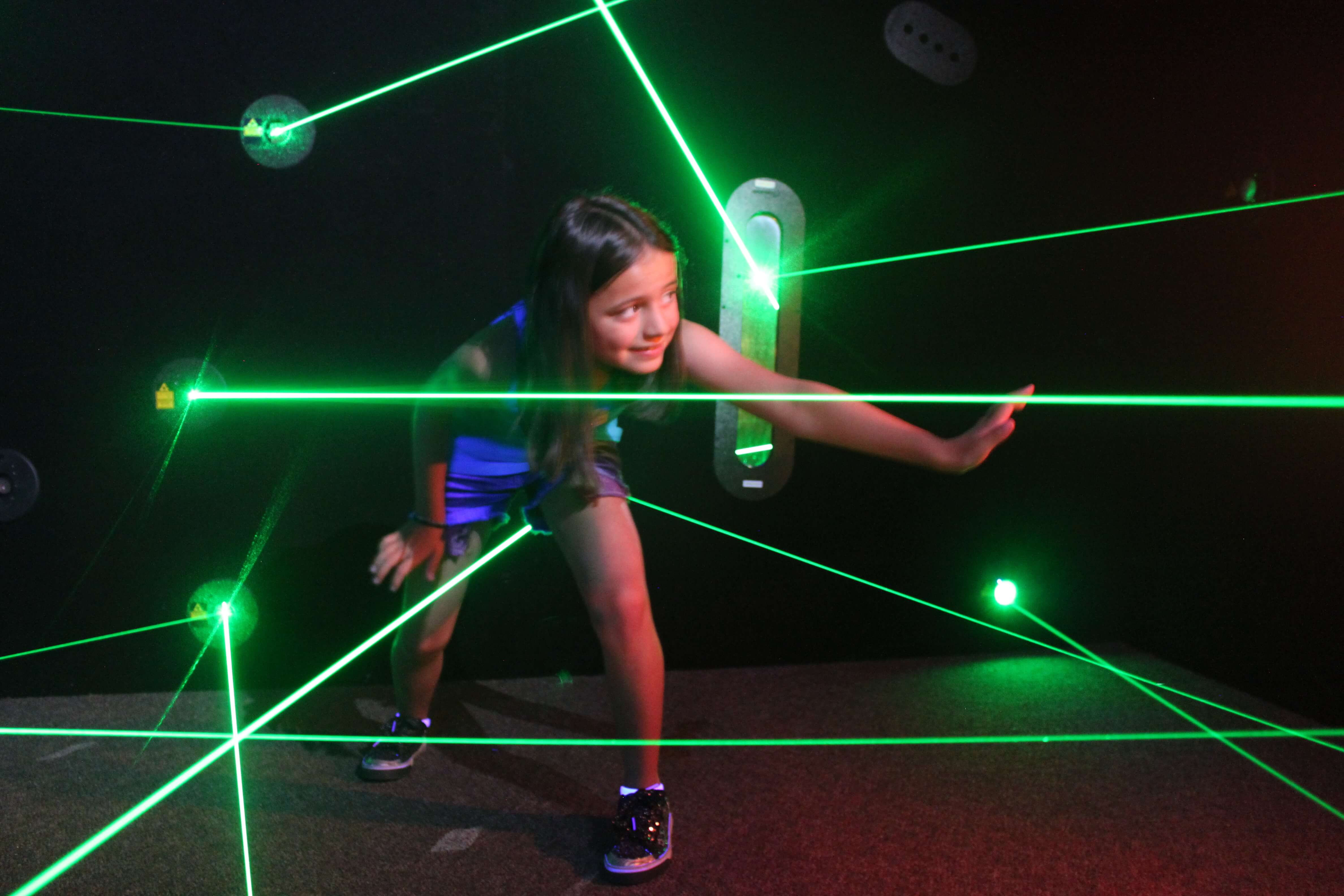 Kids Activities In Fort Collins Co Laser Maze Rollerland