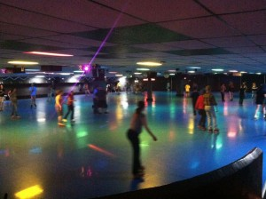 Fort Collins skating rink
