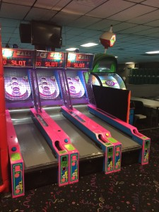 skee ball Fort Collins arcade