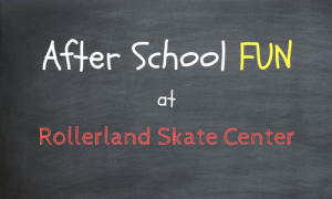 After school activities at Rollerland in Fort Collins, CO