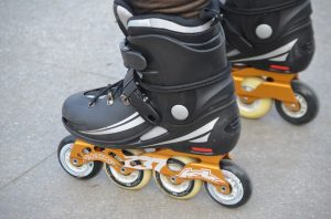 Inline Skates at Rollerland in Fort Collins, CO
