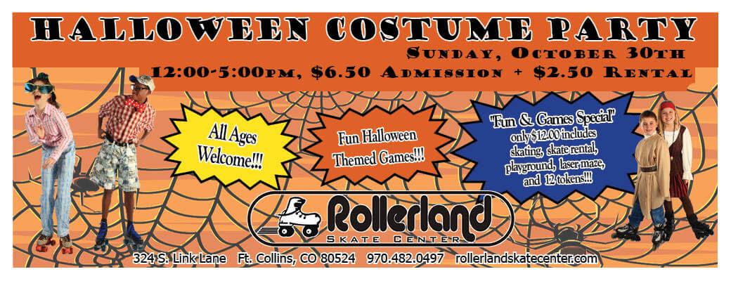 Halloween Party October 30