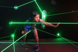 laser maze in Fort Collins