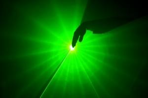 Fort Collins laser maze