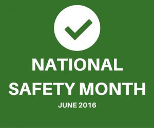 National Safety Month in Fort Collins, CO at RollerLand Skate Center