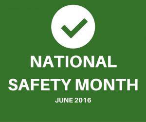 National Safety Month in Fort Collins, CO at RollerLand Skate Center