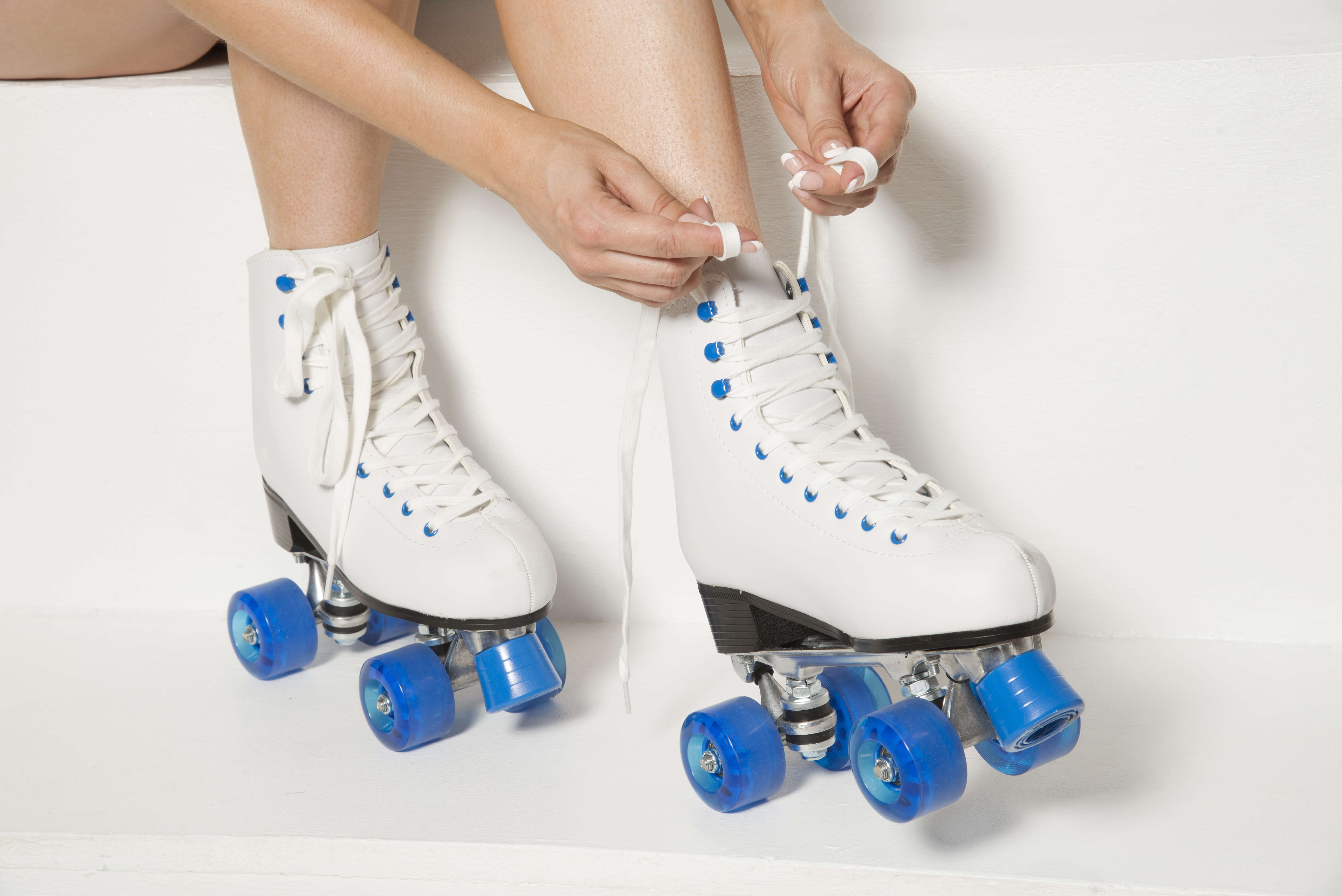 roller skates you put on your shoes
